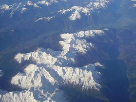 De Alpen, The Alps