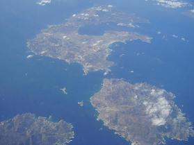 Milos & Kimolos Island
