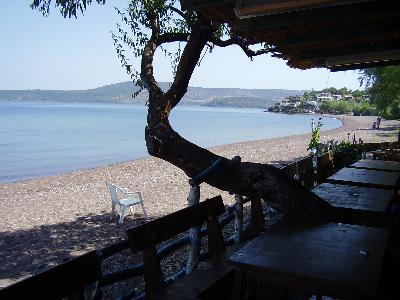 Tsonia Beach Lesbos