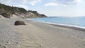 Tsoutsouros beach, Crete.