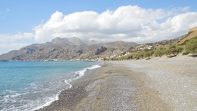 Tsoutsouros beach, Crete.
