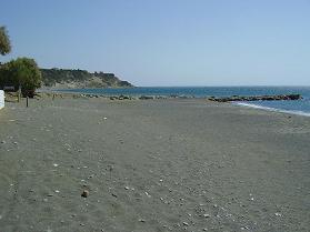Tsoutsouros beach, Crete