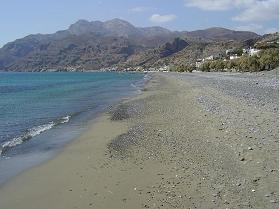 Tsoutsouros beach, Crete