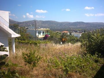 Tylissos, Crete, Kreta.