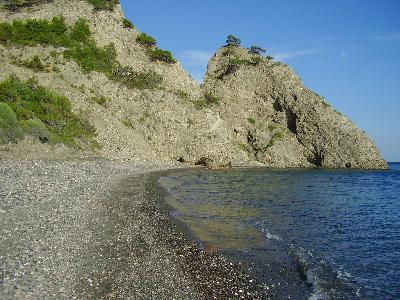 Vatera strand