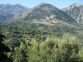 Vrahassi, Kreta