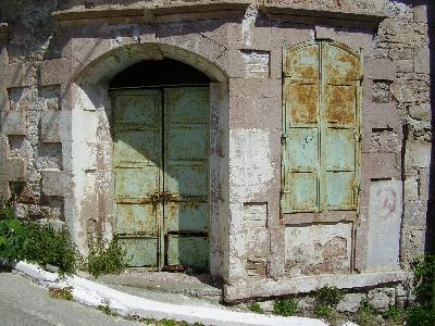 Vrisa Lesbos