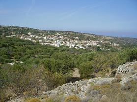 Vrouhas, Kreta, Crete.