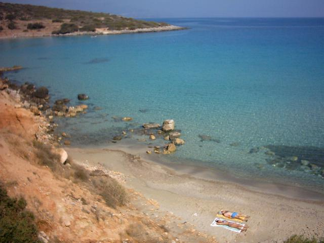 Voulisma Beach, Istro, Kreta, Crete
