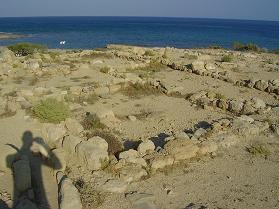 Xerokampos, zuidoost Kreta