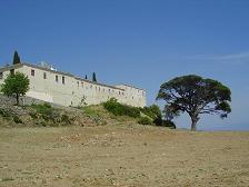 Samos, Zodoochou monastery and area