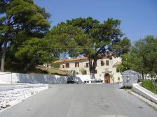 Samos, Zodoochou monastery and area