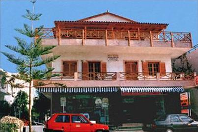 Zorbas Apartments & studios Agia Pelagia Crete