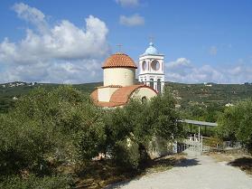 Zounaki, Kreta.