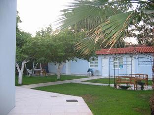 Thassos, Hotel Villa Anais, Dassilio Prinos.