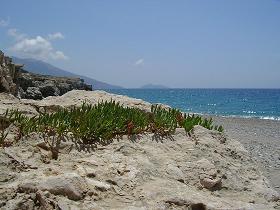Samos, Balos Beach