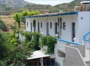 Calypso Apartments in Lipsi Town