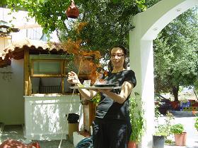 Samos, Ireon
