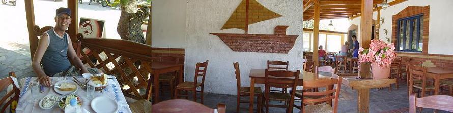 Fourni restaurants