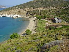 Fourni, Psili Amos beach