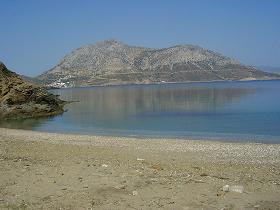 Fourni beach, Fourni strand