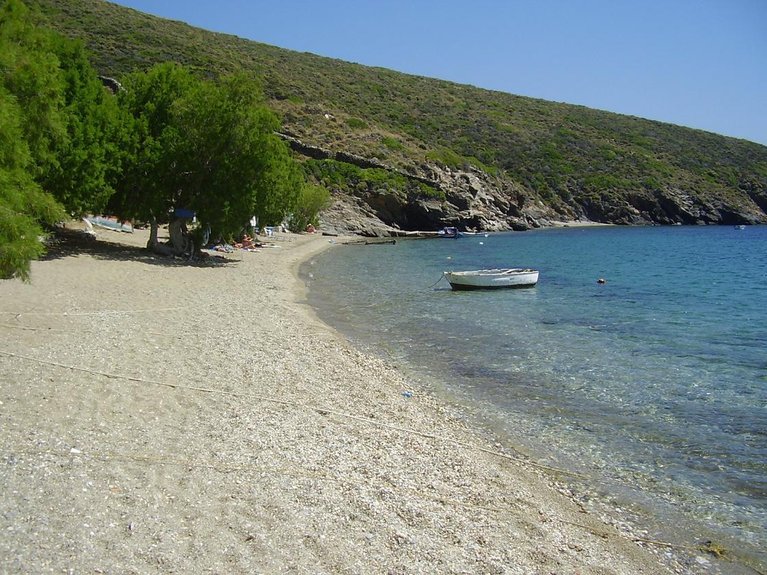 Αποτέλεσμα εικόνας για best beach fourni greece