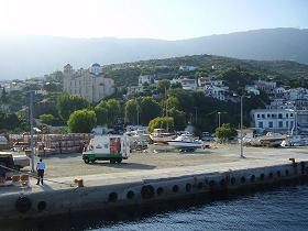 Samos, Agios Kirikos