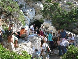 Agios Ioannis Cave, Iraklia