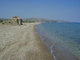 Samos, Ireon Pythagorion Beach