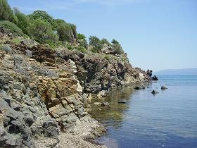Kagia Beach Lesbos
