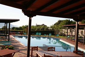 Kefalonia, Residence Poseidon Hotel in Spartia
