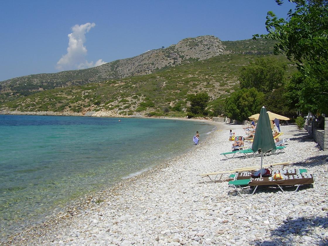 Samos Beaches. Best beaches in Samos Greece.