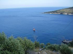 Samos, Limnionas Beach