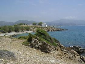 Samos, Mesokambos or Messokampos Beach