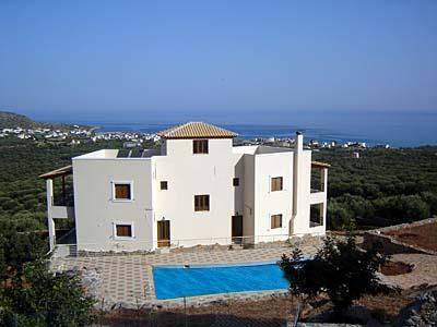 Villa Aetos Vigla Milatos
