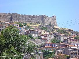 Lesbos Molyvos or Mithimna