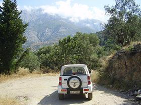 Samos, Paleochori, Paleochorio