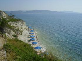 Samos, Ireon, Papa Beach