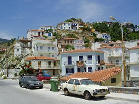 Plomari Lesbos