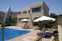 Villa Renata, Megala Chorafia, Crete