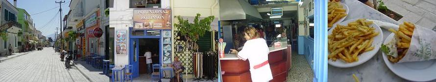 Samos restaurants