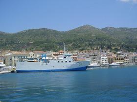 Samos excursions