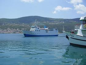 Samos ferries