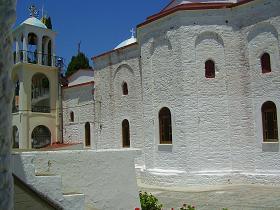 Samos, Zoodochou Pigis Monastery