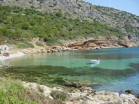 Samos, Sidera beach