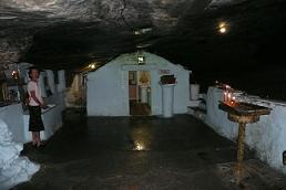 The Panagia Spiliani Monastery