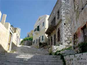 Symi Hotels - Pantheon Mansion Hotel
