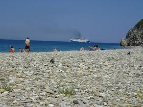 Samos, Tsabou beach