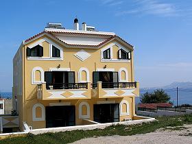Agistri, Hotel Vasilaras