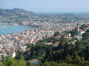 Zakynthos, Zante, Zakynthos Town
